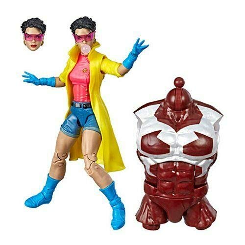 PRE Sale! Authentic Marvel Legends X-Men 6-inch Jubilee Action Figure Toy Gift Collectible Game