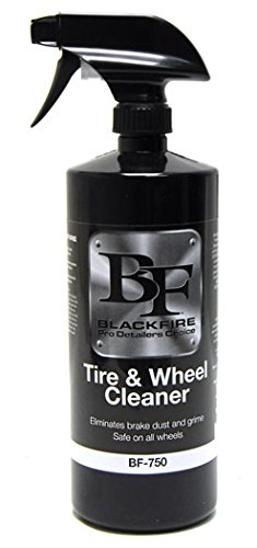 Blackfire Pro Detailers Choice BF-750 Total Eclipse Tire & Wheel Cleaner, 32 oz.