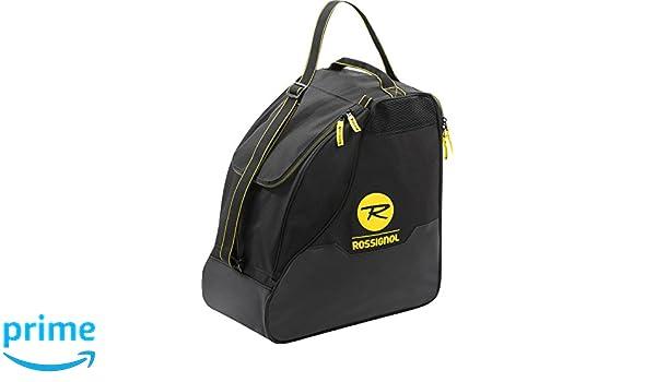 Rossignol Unisex alma para botas de bolsa para botas de esquí, color negro, talla única