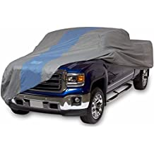 Duck Covers A1T232 Defender Pickup Truck Cover for Extended Cab Short Bed Trucks up to 19' 4""