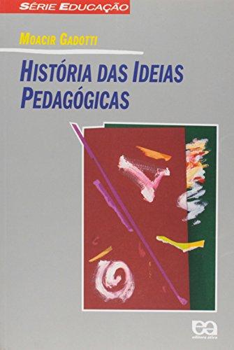 História das Ideias Pedagógicas
