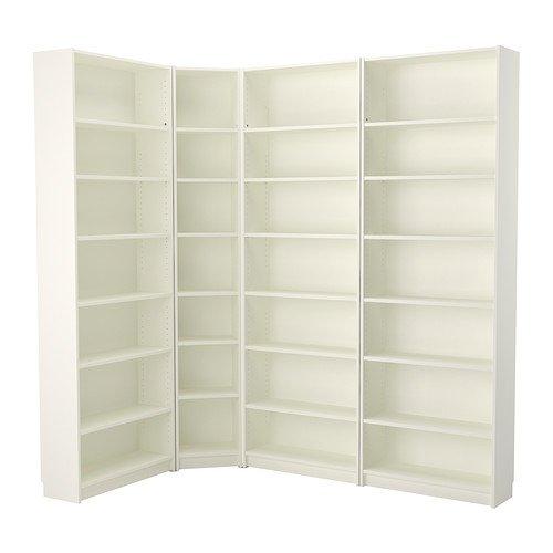 IKEA本棚、ホワイト12202.52326.1434 B01HW55R5S