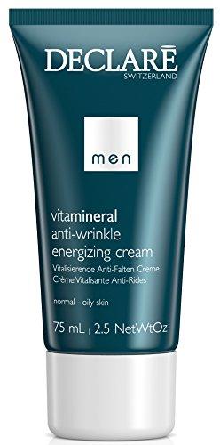 Declaré Vitamineral homme/men, Anti-Wrinkle Energizing Cream, 1er Pack (1 x 75 g)
