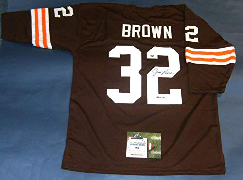 26621347 Jim Brown Browns Throwback Jersey, Browns Jim Brown Throwback Jersey