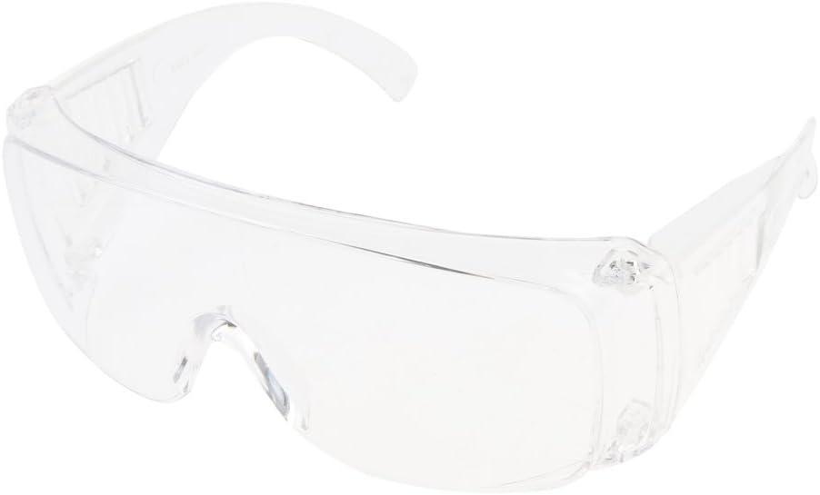 Gafas Protectoras Lentes de Trabajo Herramientas El/éctricas Suministros de Trabajo Fabril Completo Claro