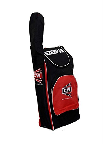 CW EZEEPAK Shoulder Backpack Cricket Kit Duffel Bag Full Size For Youth