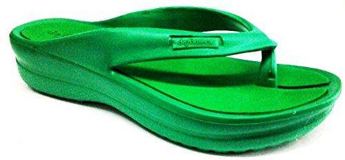 De Fonseca , Damen Zehentrenner grün grün 37 EU