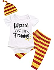 FUNNYBSG Baby Boys Funny Outfit Infant Magician Costume Pant Clothing Set