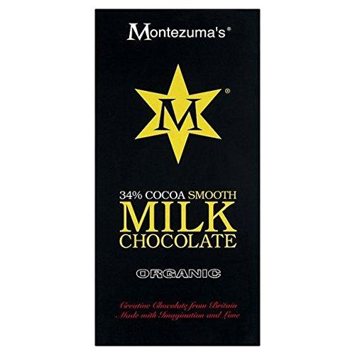 Leche Orgánica barra de chocolate 100 g de Moctezuma: Amazon.es: Alimentación y bebidas