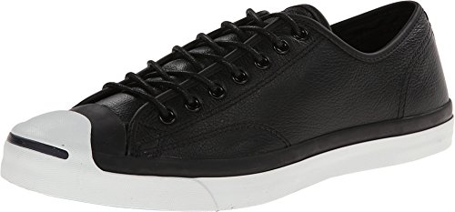 Converse Unisex Jack Purcell Jack Ox Black Casual Shoe Size 6 ()