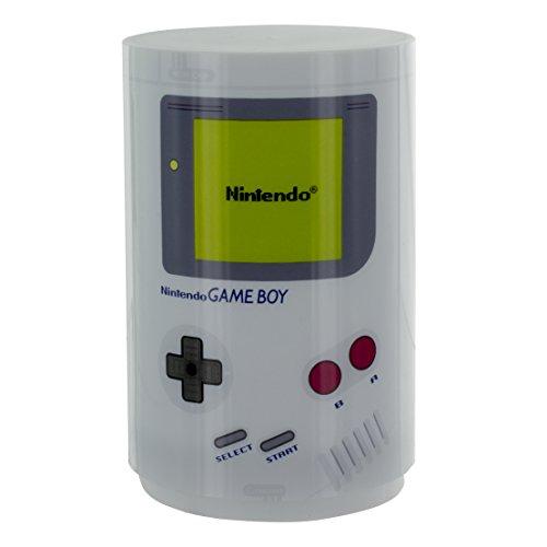 Luminaria Gameboy Mini Light Paladone Cores Diversas, Feita Com Pintura Aerográfica