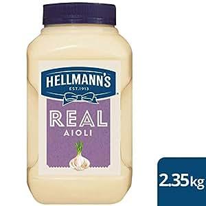 Hellmann's Real Aioli 2.35kg, 1 x 2.35 kg
