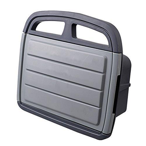 Suncast Hose Holder (Hose Pipe Hanger Reel Garden Hose Holder Tidy Box Storage Box With Shelf)