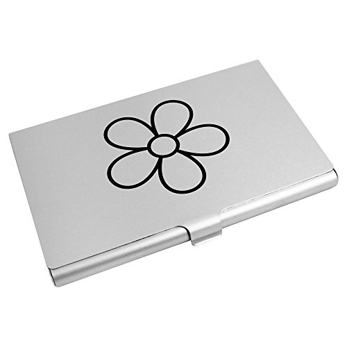 CH00000170 Card Holder Flower' Business Azeeda Card 'Simple Credit Wallet 8wCq4ST