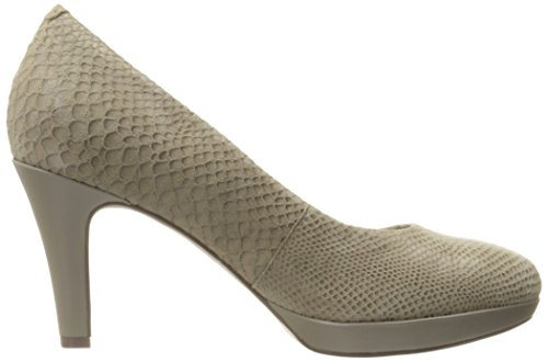 Donne Brier Clarks Dolly D Delle Salvia Serpente Pompe 7zUwzRq6B