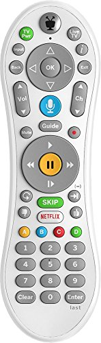 TiVo C00303 VOX remote Streaming Media Player, White (Streaming Audio Live Recording)