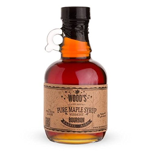 Vermont Bourbon Maple Syrup