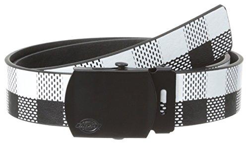 [해외]Dickies Big Boys` Lucas Plaque Belt / Dickies Big Boys` Lucas Plaque Belt, BlackWhite, Medium26-28 Inches