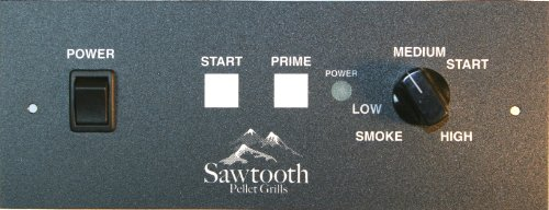 Sawtooth Pellet Grill / Stove Dial-Fire Digital Control Board Replacement - Brand New Direct From Manufacturer