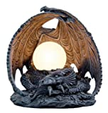 "Dragon Lamp, 12""L # 92181 by ACK"