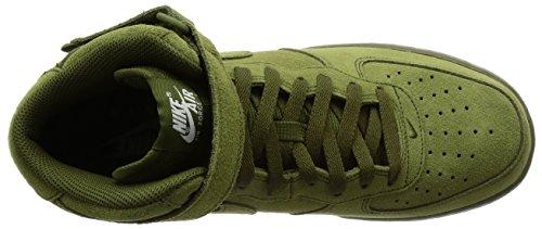 Scarpe Nike – Air Force 1 Mid '07 verde/verde/bianco