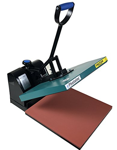 ePhotoInc 15 x 15 Digital Clamshell Heat Press