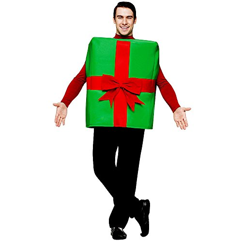 Fun World Adult Unisex Gift Box Costume
