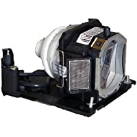 Replacement Lamp Module for Hitachi CP-X2020 CP-X2520 CP-X3020 Projectors (Includes Lamp and Housing)