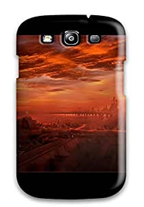Belva R. Fredette's Shop New Arrival Case Cover With Design For Galaxy S3- City 8564006K99377859