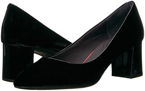 Rockport Women's Total Motion Salima Dress Pump, Black Patent, 6 M US by Rockport (Image #6)