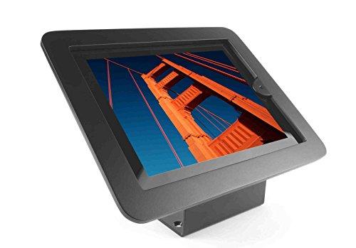 Maclocks 101B213EXENB Executive Enclosure Kiosk for With 45-Degree Mount iPad 2/3/4, iPad Air, iPad Air 2 (Black)