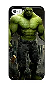 New Style For Iphone 5/5s Protector Case Hulk Phone Cover
