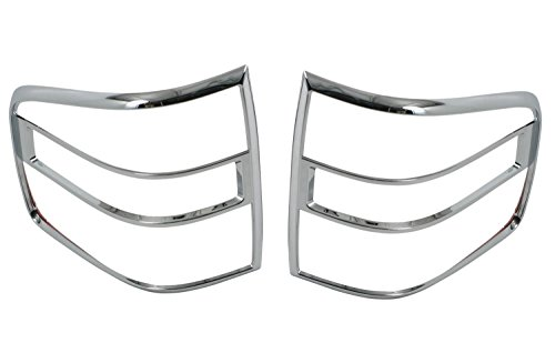Putco 401807 Chrome Trim Tail Light Cover ()