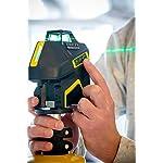 Stanley-FMHT77617-1-Livella-multilinea-SLG-2V-Litio-Laser-Verde-Gamma-Fatmax–Portata-30-m50-m-con-un-rilevatore–Protezione-IP54