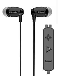 Klipsch Image S5i Rugged In-Ear Headphones with 3-Button Remote (Discontinued by Manufacturer)