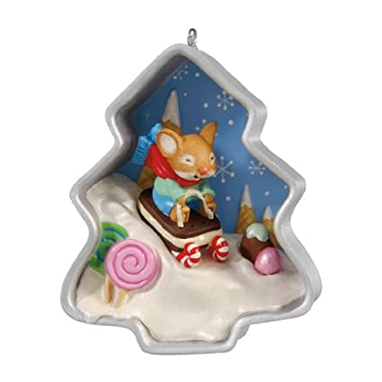 Hallmark 2012 Keepsake Ornaments Qx 8301 Cookie Cutter Christmas 1st