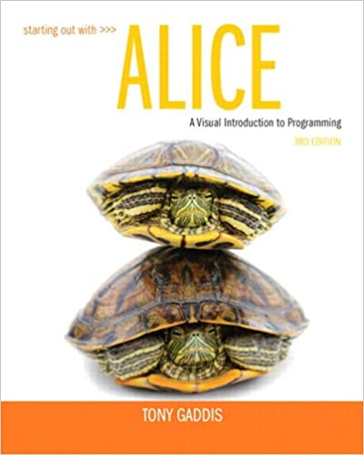 Amazon starting out with alice ebook tony gaddis kindle store fandeluxe Image collections