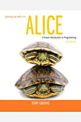 Starting Out with Alice (2-downloads) Kindle Edition