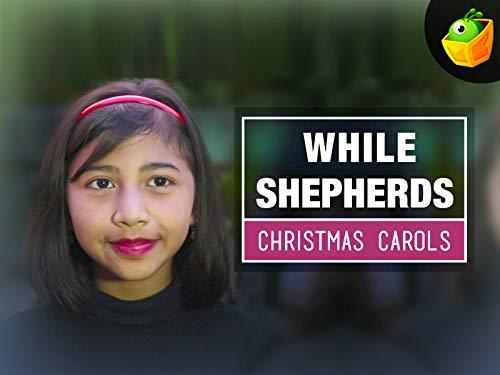 While Shepherds -...