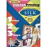 6 Pack SILK F/INKJET 8.5x11 SHEET 1O/PK Drafting, Engineering, Art (General Catalog) by Jacquard