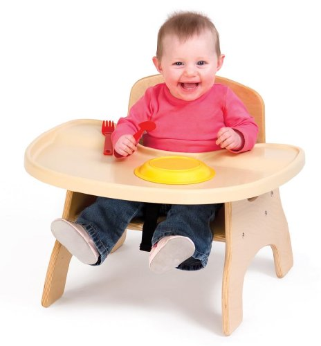 "Jonti-Craft High Chairries Value Tray 5"""