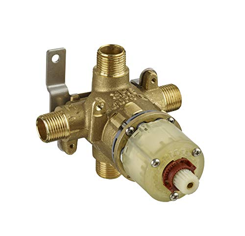 American Standard R111 Pressure Balance Rough Valve Body With Universal Inlets/Outlets, No No Finish