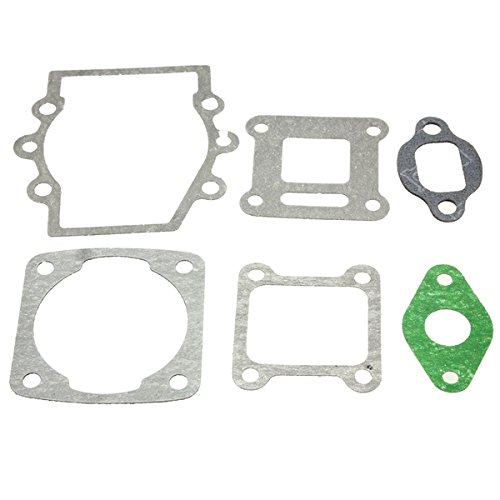 Ninth-City 47cc-49cc Complete Engine Cylinder Pad Gasket Set For Minimoto Mini Moto Quad (Mini Quad Gasket compare prices)