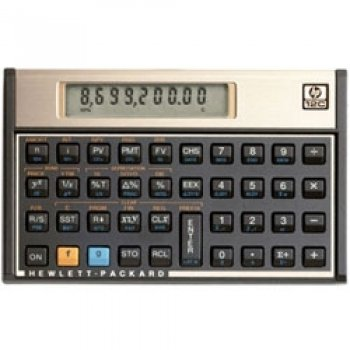 Hp Business Calculator 12C Aba