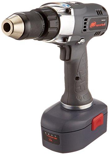 Ingersoll Rand D650S-KL2 IQV 19.2-Volt 1/2-Inch Drill/Driver Kit