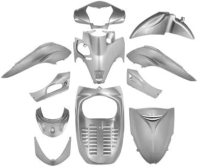 One Kit carene Nero per Honda-SH 300 i dal 2007 fino al 2010