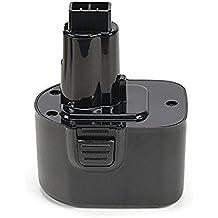 [Patrocinado] 9,6V Black & Decker PS120, Firestorm FS432batería de repuesto para FS96HP131HP131K-2HP231HP9060KC96CE PS310PS320PS3200Q115SX2000TV23