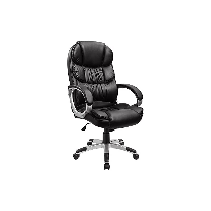 Furmax High Back Office Chair PU Leather