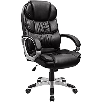 Amazon.com: Ergonomic Office Chair Desk Chair Computer Chair ...