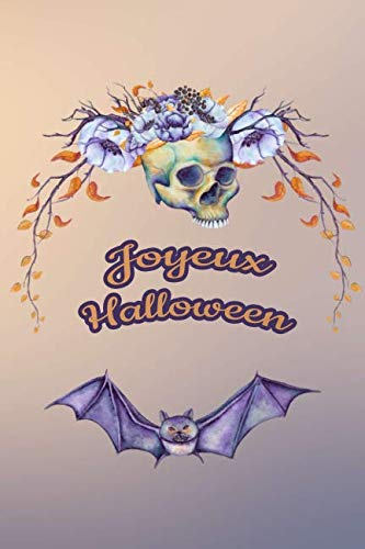 Carnet de Notes: Halloween - Petit journal personnel